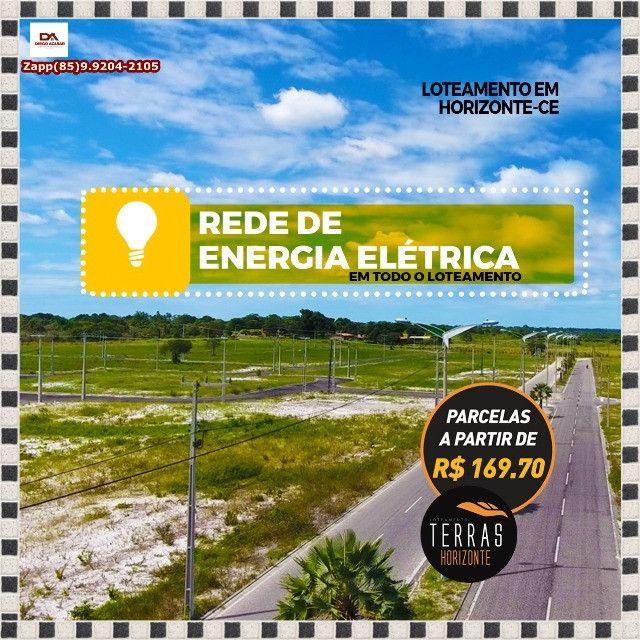 Terras Horizonte Loteamento- Venha fazer uma visita &*&> - Foto 9