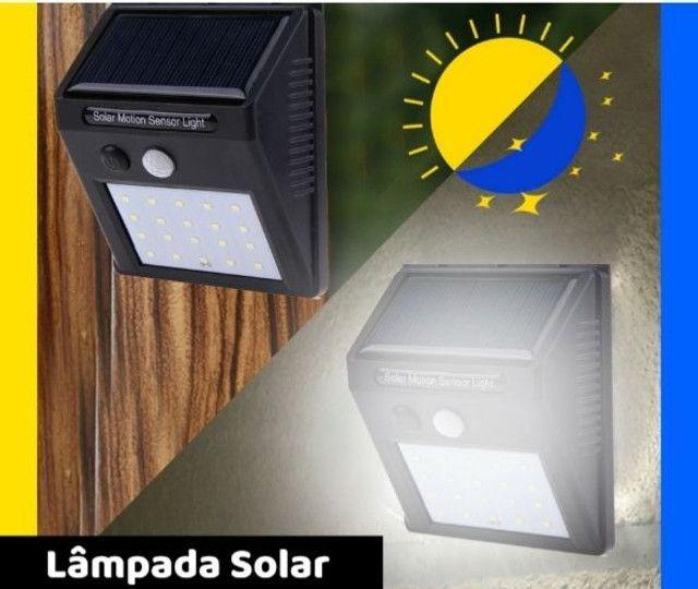 LAMPADA SOLAR LUMIMAX