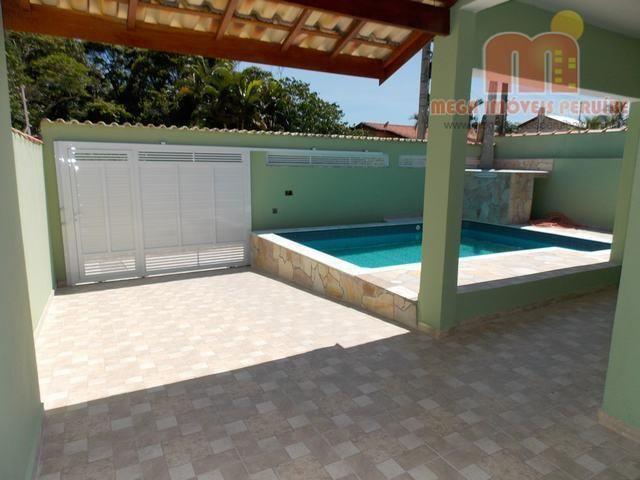 Casa com 3 dormitórios para alugar, 130 m² por R$ 2.300,00/mês - Jardim Casablanca - Peruí - Foto 6