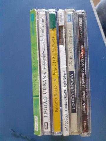 Legião urbana CDs - Foto 2