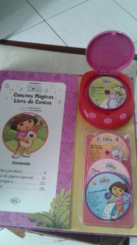 Brinquedo Dora a pilha novissimo vd/tr - Foto 3