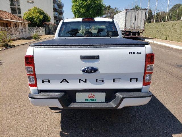 Ranger XLS 2.2 4X4 Turbo Diesel completa zerada toda original camionete impecável - Foto 7