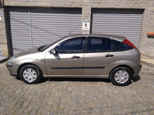Ford Focus 08 1.6 8v GL consigo financiamento - Foto 10