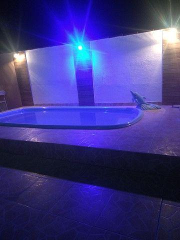 Casa de Temporada com piscina e churrasqueira em Iguaba Grande para até 6 pessoas - Foto 17