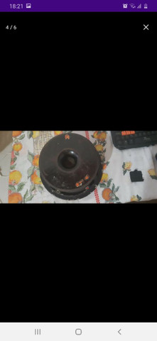 Fone 10 Pol 600w (negociavel) - Foto 3
