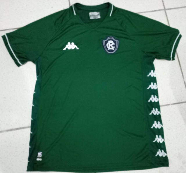 Camisa de goleiro do Remo kappa 2020