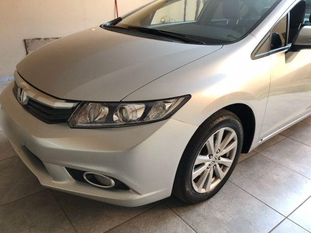Honda Civic 2.0 LXR 13/14 - Ótima oportunidade - Excelente estado de conservação - Foto 3