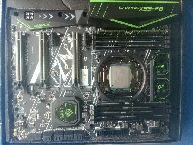 X99 f8 gaming E5 2620 v3 16 ram