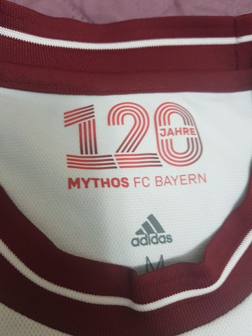 Camisa Original Adidas - Bayer de Munich - Foto 3