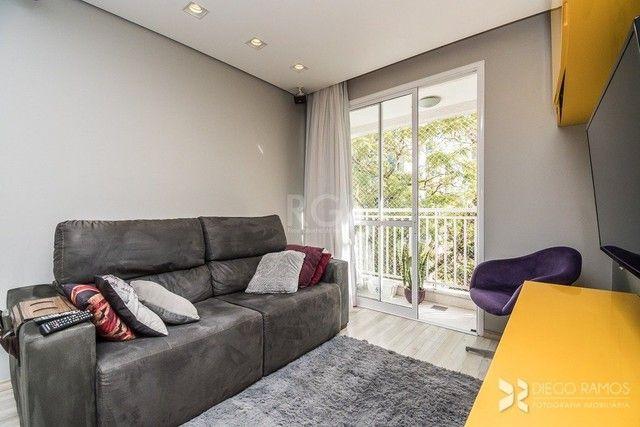 Apartamento à venda com 2 dormitórios em Cristo redentor, Porto alegre cod:YI449 - Foto 4