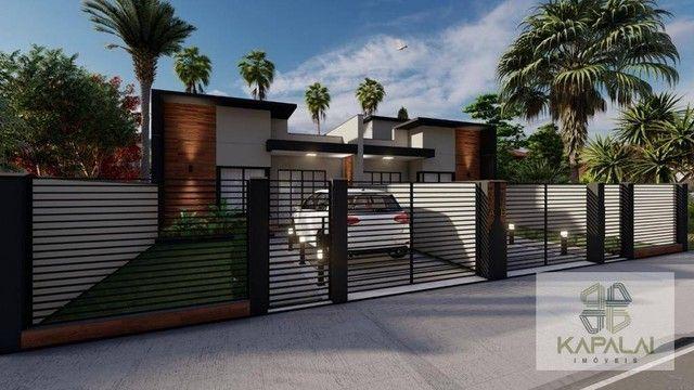 Casa com 2 dormitórios à venda, 62 m² por R$ 269.000 - Itajuba - Barra Velha/SC - Foto 5