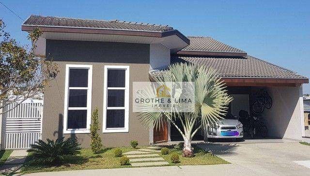 Casa com 3 dormitórios à venda, 150 m² por R$ 795.000,00 - Condomínio Terras do Vale - Caç