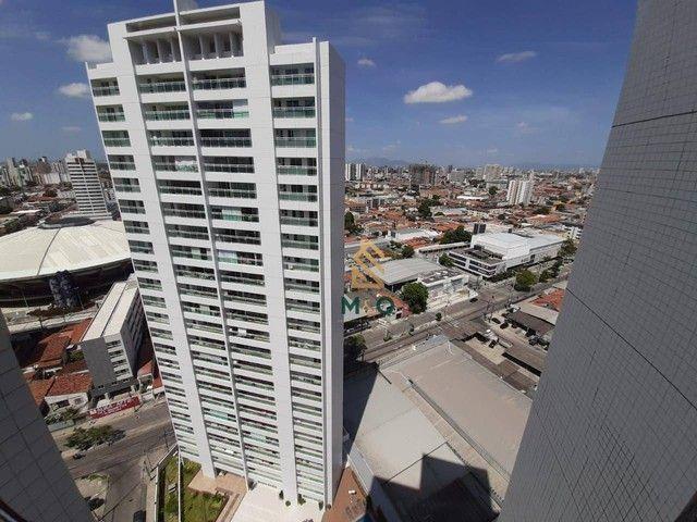 Apartamento com 3 dormitórios à venda, 73 m² por R$ 420.000,00 - Cambeba - Fortaleza/CE