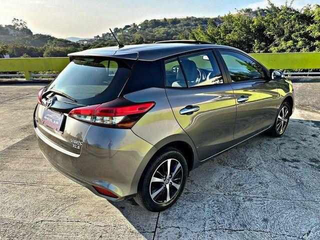 Toyota yaris XLS 1.5 Top de Linha + Teto Solar  - Foto 5