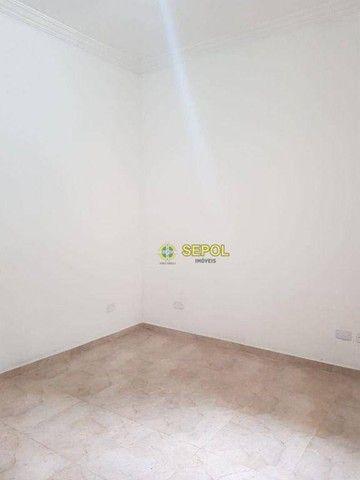 Casa com 2 dormitórios para alugar, 65 m² por R$ 950,00/mês - Jardim Egle - São Paulo/SP - Foto 7