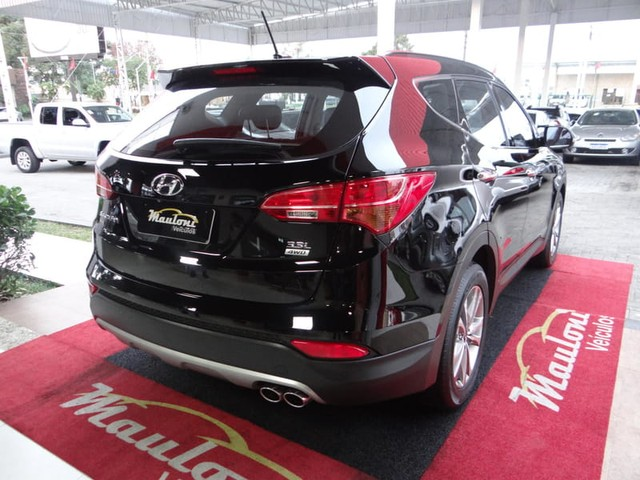 HYUNDAI SANTA FE 3.3 MPFI 4X4 V6 270CV GASOLINA 4P AUTOMATICO - Foto 2