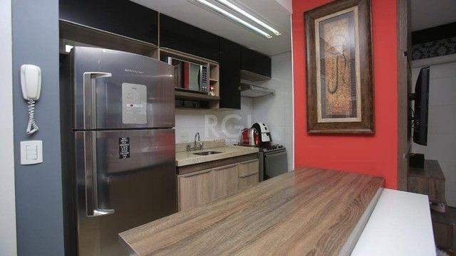 Apartamento à venda com 1 dormitórios em Rio branco, Porto alegre cod:SC13172 - Foto 15