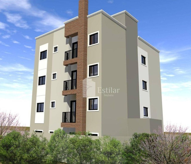Apartamento 02 quartos no Boneca do Iguaçu, São José dos Pinhais