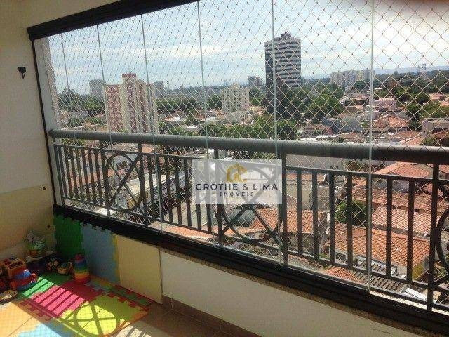 Apartamento com 2 dormitórios à venda, 72 m² por R$ 562.000 - Vila Ema - São José dos Camp - Foto 2