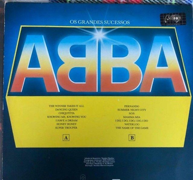 2 LP Abba - Foto 3