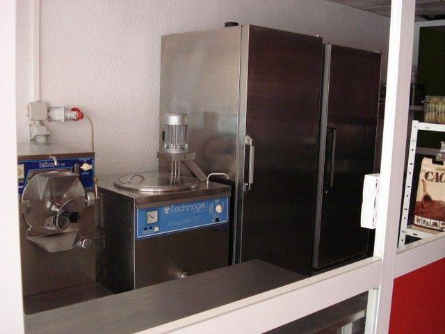 Pasteurizador Technogel - modelo Mix pasto 60 litros para sorveteria/gelateria  - Foto 4