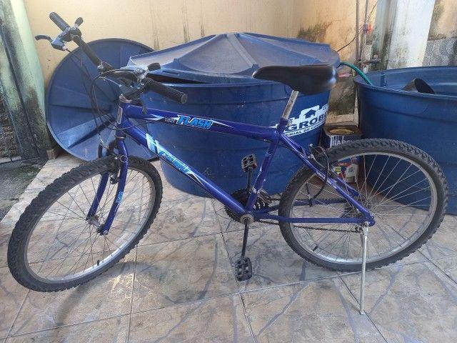 Bike cairu Flash aro 26 21 marchas