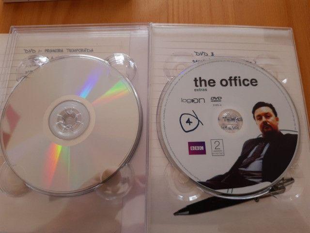 DVD Série The Office Original Completa - Foto 6
