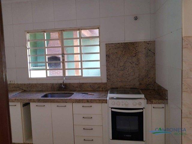 Casa com 3 dormitórios à venda, 130 m² por R$ 360.000 - Jardim Pacaembu 2 - Londrina/PR - Foto 13