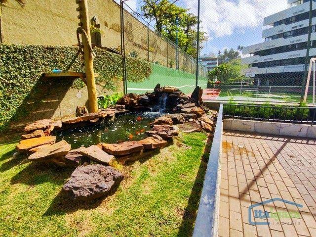 Apartamento com 4 dormitórios à venda, 189 m² por R$ 1.500.000,00 - Ondina - Salvador/BA - Foto 10