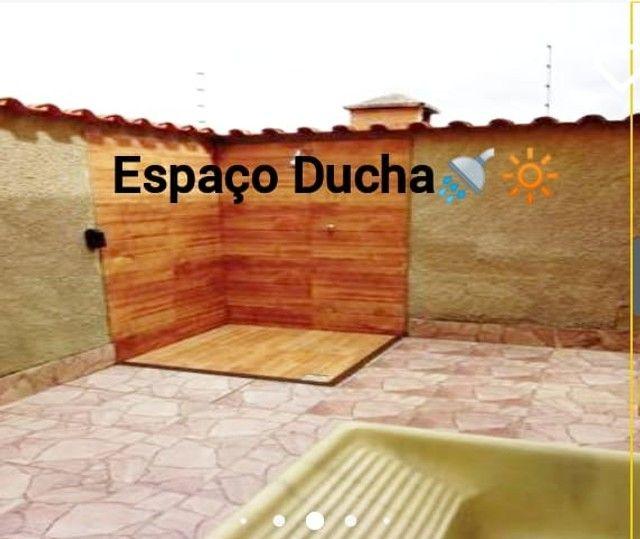Casa 03 Qtos Suíte Hidro no Sapucaias II Contagem Aceito Troca - Foto 20
