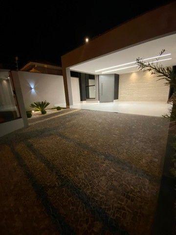 Casa de Alto Padrão, Dentro de Condomínio com 3 Suítes, Lazer em Vicente Pires. - Foto 13