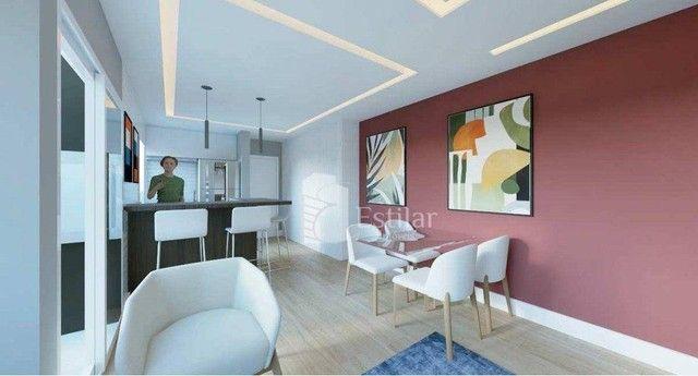 Apartamento 02 quartos (01 suíte) no São Pedro, São José dos Pinhais - Foto 5