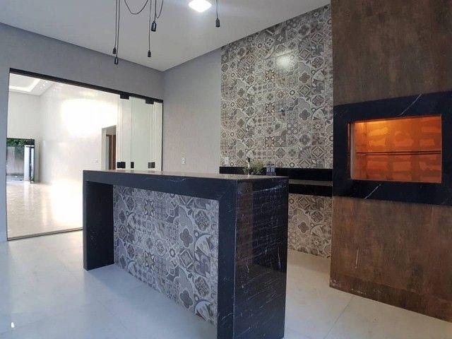 Casa para venda tem 214 metros quadrados com 4 quartos em Bandeirante - Caldas Novas - GO - Foto 4