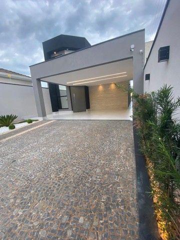 Casa de Alto Padrão, Dentro de Condomínio com 3 Suítes, Lazer em Vicente Pires. - Foto 3