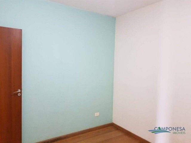 Casa com 3 dormitórios à venda, 130 m² por R$ 360.000 - Jardim Pacaembu 2 - Londrina/PR - Foto 12