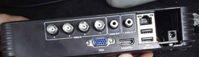 Troco Baú Moto Kit DVR Manual e CD   - Foto 4