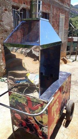carrinho de inox - Foto 6