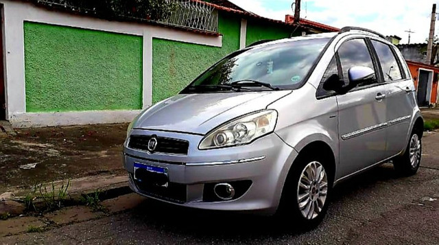 Fiat IDEA Essence DUALOGIC AUTOMATICO 2011/2012 - Foto 4