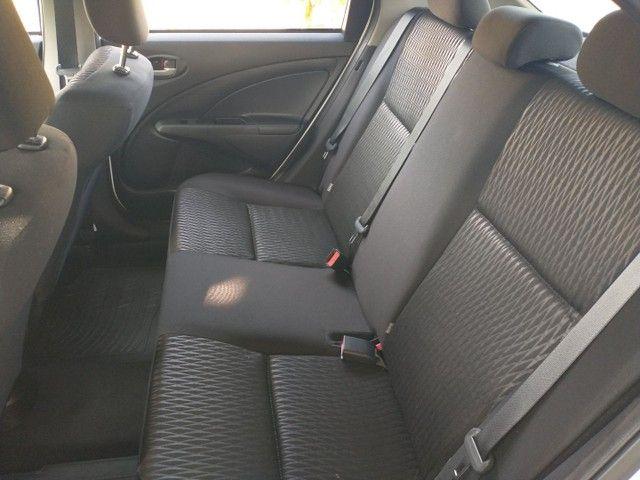 Toyota Etios Sedan X PLUS Aut 2021 Novo   - Foto 12
