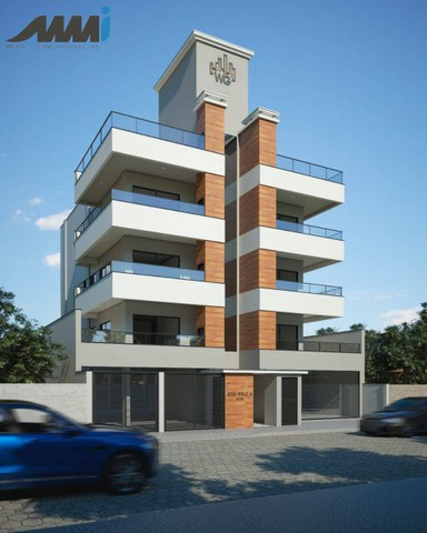 Royal Vitale II, Apartamento Cobertura 2 Quartos no Itacolomi, Piçarras
