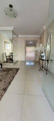 Apartamento com 4 dormitórios à venda, 165 m² por R$ 630.000,00 - Centro Norte - Cuiabá/MT - Foto 3