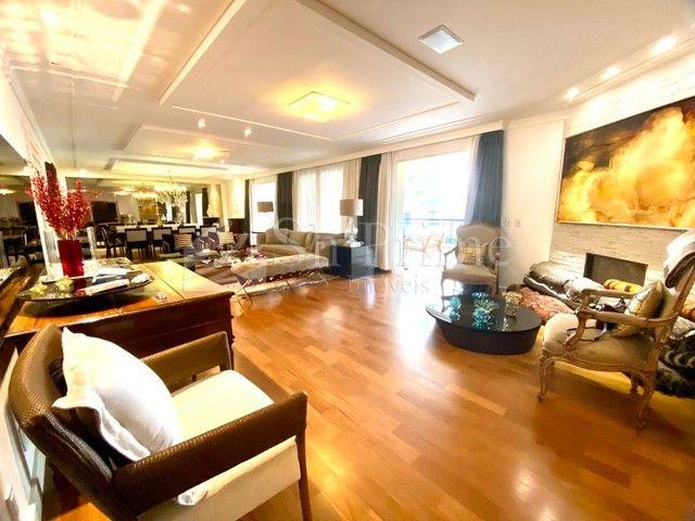 Apartamento espetacular mobiliado, para locação Chacara Itaim - Foto 2