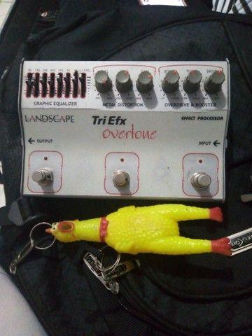 Pedal Tri Efx Over Tone