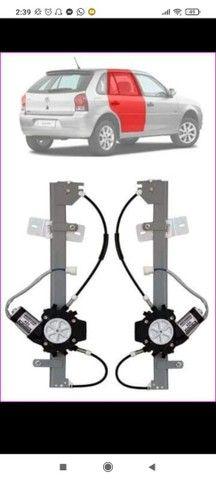 Kit De Vidro Eletrico Gol G4 Completo 4 Portas 2006 A 2014<br><br> - Foto 4
