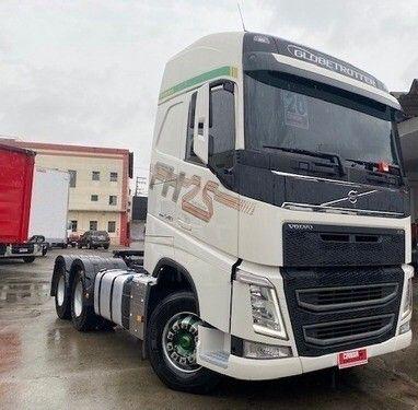 Caminhão volvo fh540 2020
