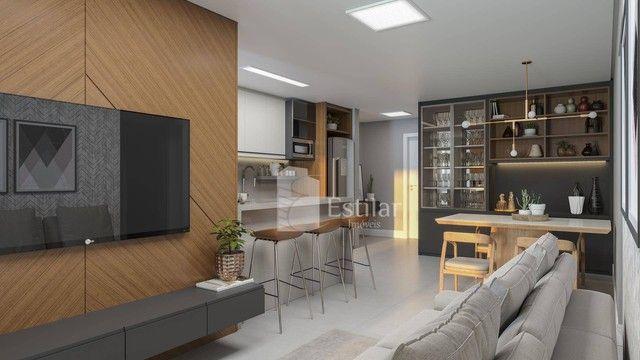 Apartamento 02 quartos (01 suíte) no Água Verde, Curitiba