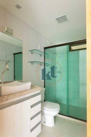 Apartamento com 2 dormitórios à venda, 59 m² por R$ 420.000 - Cabo Branco - João Pessoa/PB - Foto 12