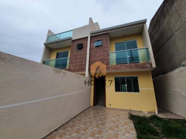 Sobrado à venda, 85 m² por R$ 319.900,00 - Sítio Cercado - Curitiba/PR