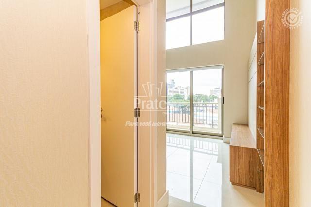 Apartamento para alugar com 1 dormitórios em Batel, Curitiba cod:9130 - Foto 11