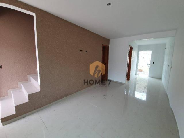 Sobrado à venda, 85 m² por R$ 319.900,00 - Sítio Cercado - Curitiba/PR - Foto 7